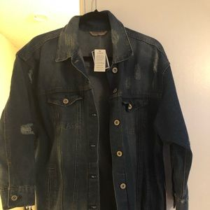 New with tags jean jacket